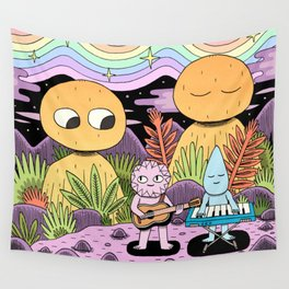 Spectrum Wall Tapestry