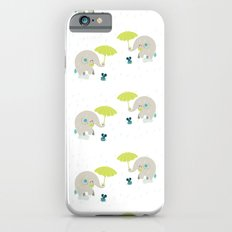 Rain Pattern iPhone 6s Slim Case