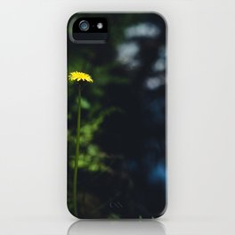 Reflection in the river iPhone Case