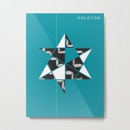 Halcyon II Metal Print