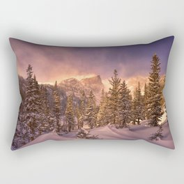 Dream Lake - Rocky Mountain National Park Rectangular Pillow