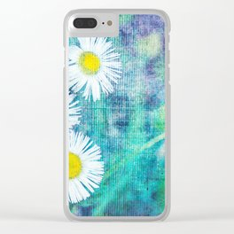 Promises Clear iPhone Case