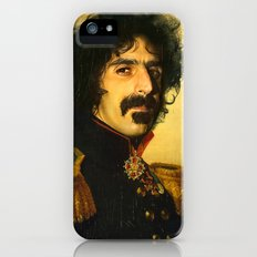 Frank Zappa - replaceface iPhone (5, 5s) Slim Case