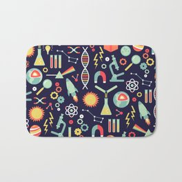 Science Studies Bath Mat