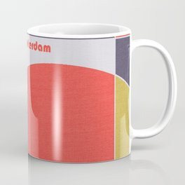 Amsterdam Mosaic Coffee Mug