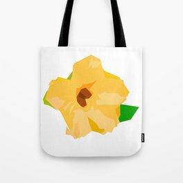Sunflower geometric Tote Bag