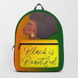 I Am Beauty Backpack