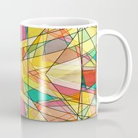 kaleidoscope Mugs featuring Kaleidoscope by Tammy Kushnir