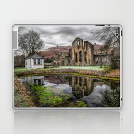 Valle Crucis Abbey Laptop & iPad Skin
