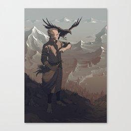 TW3: Skellige Canvas Print