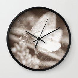Butter Soft Wall Clock
