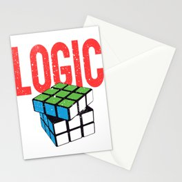 Love Brick games? Fan of Rubic's Cube? Found the perfect tee for you! Makes a nice gift too! Stationery Cards