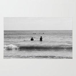 You, Me & the Sea Rug