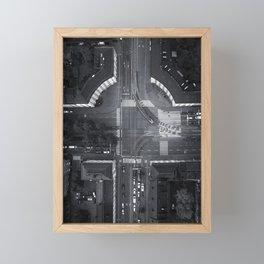 Urban Finnish Cityscape Framed Mini Art Print