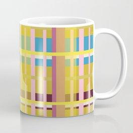 New Plaid 3 Coffee Mug