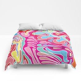 Colour Explosion Comforters