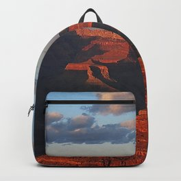 Grand Canyon Sunset Colors Backpack