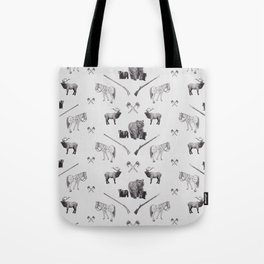The Revenant Tote Bag