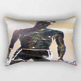 BeachBoy Rectangular Pillow