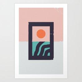 Sunsubiro Art Print