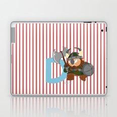 d for dwarf Laptop & iPad Skin
