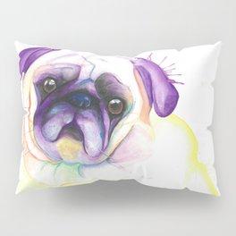 Chloe (The pug form Vancouver) Pillow Sham