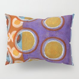 About the Second Reality inside the Bubbles Pillow Sham