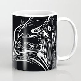 Face Off with the Dragon Coffee Mug