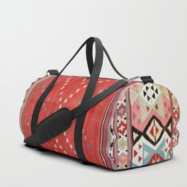 Fethiye Southwest Anatolian Camel Cover Print Duffle Bag