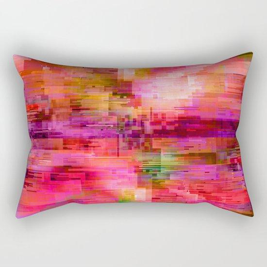 overheat Rectangular Pillow