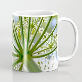 Delicate cow parsley Coffee Mug