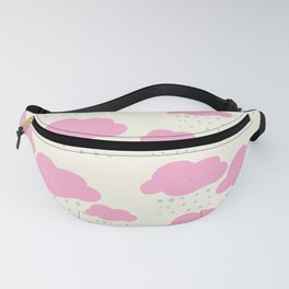 Cloud Formations III Fanny Pack