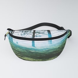 FOGGY MORNING Fanny Pack