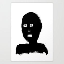 Iconicman Art Print