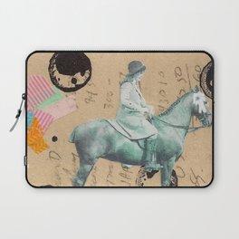 """Prized Pony"" Laptop Sleeve"