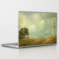 joy division Laptop & iPad Skins featuring The Joy Of Division by Honey Malek