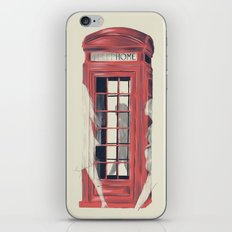 No Place Called Home iPhone Skin