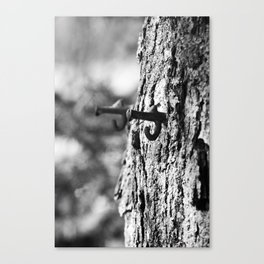 "Maple ""Life Blood"" Canvas Print"