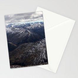 Southern Alps, NZ Stationery Cards