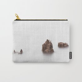 less is more #society6 #decor #buyart Carry-All Pouch