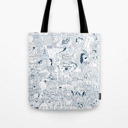 The Infinite Drawing Tote Bag
