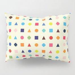 Dot Triangle Square Plus Repeat Pillow Sham