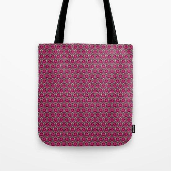 Apples Pattern Tote Bag
