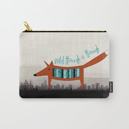 Wild Through & Through Carry-All Pouch