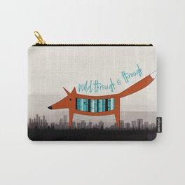 Wild Through & Through Carry-All Pouch