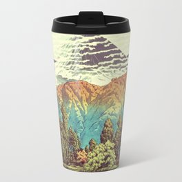 The Unknown Hills in Kamakura Travel Mug