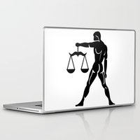 libra Laptop & iPad Skins featuring Libra by PSimages