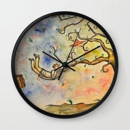 Human Ecology Wall Clock