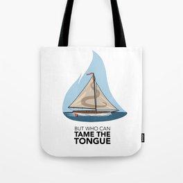 Tote Bag - The Eagle Sails by VIDA VIDA