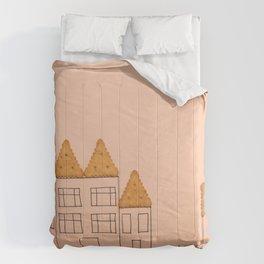 cracker home Comforters
